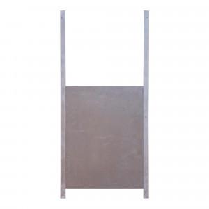 Trappe de sortie aluminium 40 x 30 cm