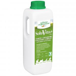 SoluVita Plus - vitamines à base de plantes