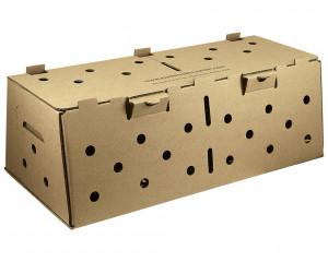 Boîtes de transport en carton